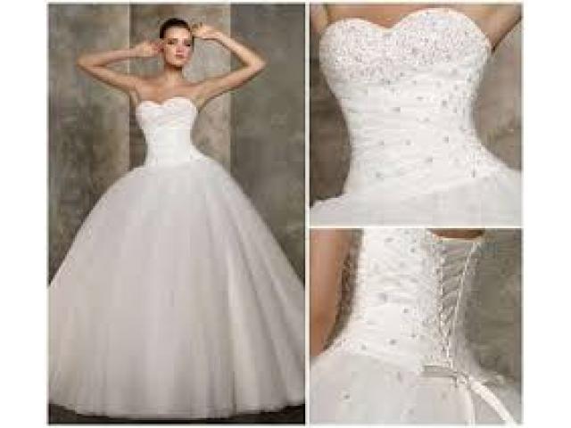 Vestidos de novia usa